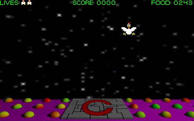 Cosmo Chicken screenshot 1
