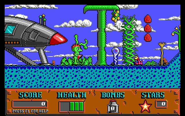 Cosmo's Cosmic Adventure screenshot 2