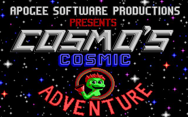 Cosmo's Cosmic Adventure screenshot 3