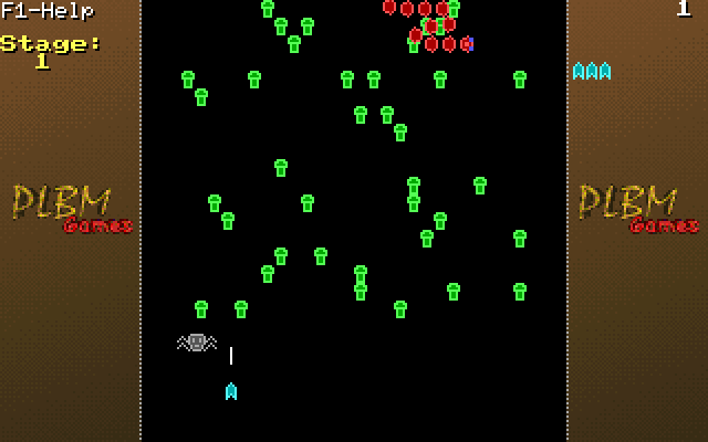 Crawly-Pede screenshot 1