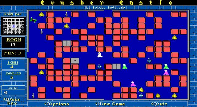 Crusher Castle 2 screenshot 1