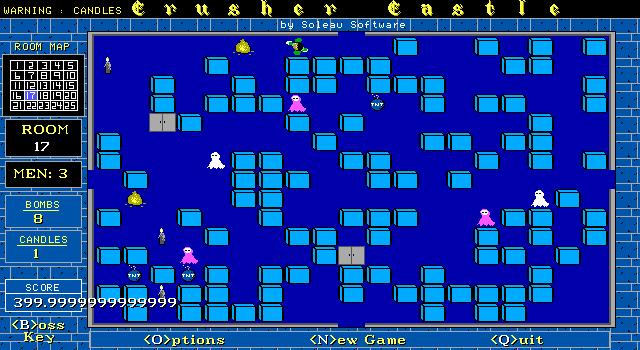 Crusher Castle 2 screenshot 2