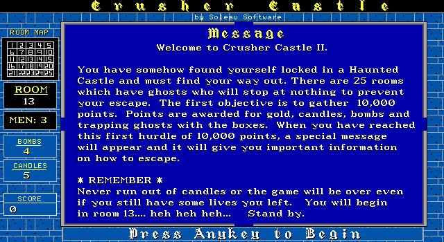 Crusher Castle 2 screenshot 3