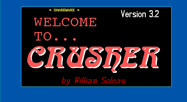 Crusher screenshot 3
