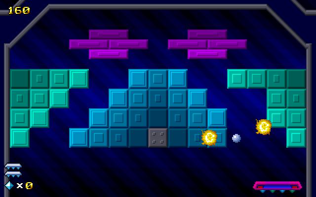 Cybersphere screenshot 1