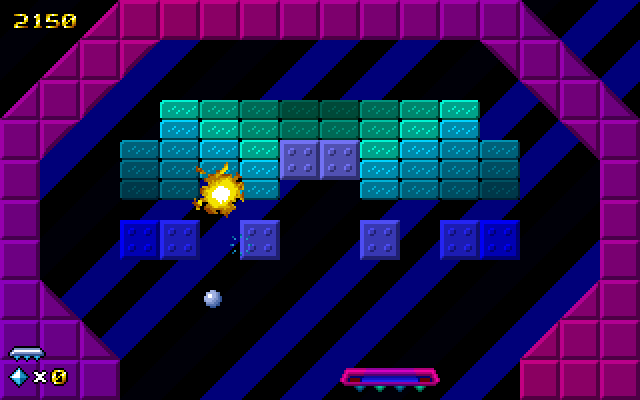 Cybersphere screenshot 2