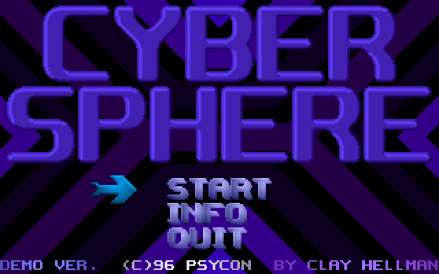 Cybersphere screenshot 3