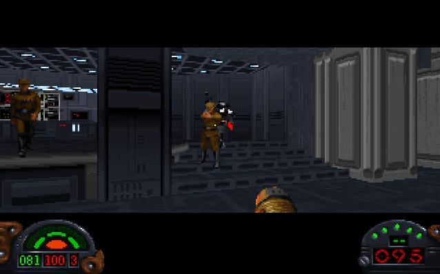 Dark Forces screenshot 1