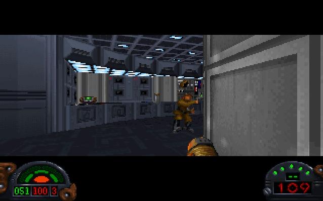 Dark Forces screenshot 2