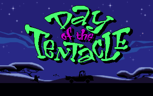 Day of the Tentacle screenshot 3
