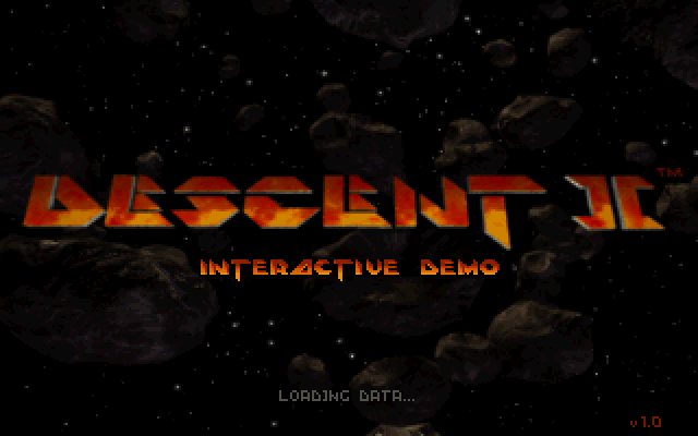 Descent 2 screenshot 3