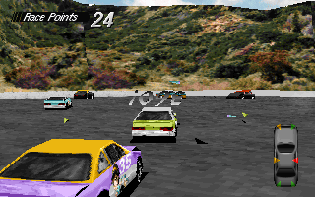 Destruction Derby screenshot 2