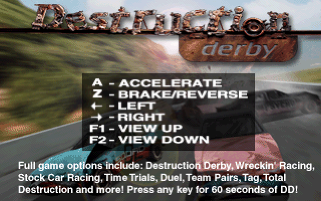 Destruction Derby screenshot 3