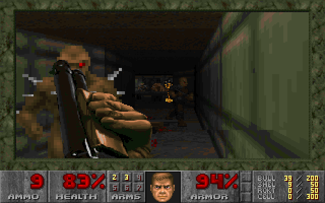 DOOM screenshot 2