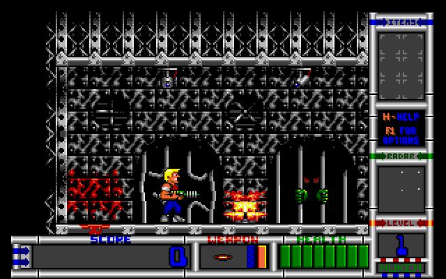 Duke Nukem II screenshot 1