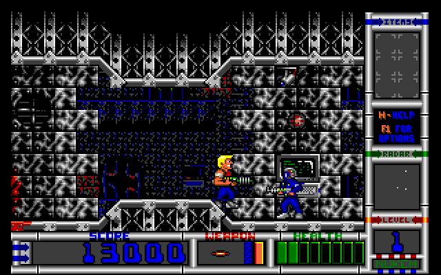Duke Nukem II screenshot 2