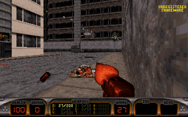 Duke Nukem 3D screenshot 2