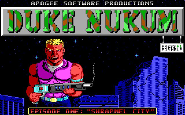 Duke Nukem screenshot 3