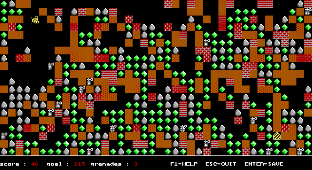 Emerald Hunt screenshot 1