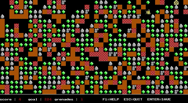 Emerald Hunt screenshot 2