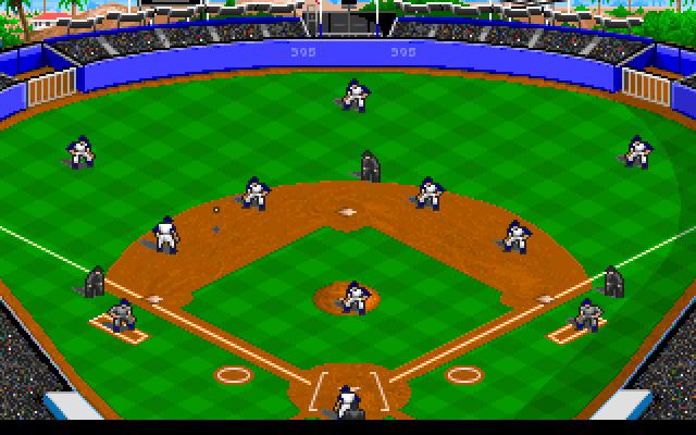 Epic Baseball screenshot 1
