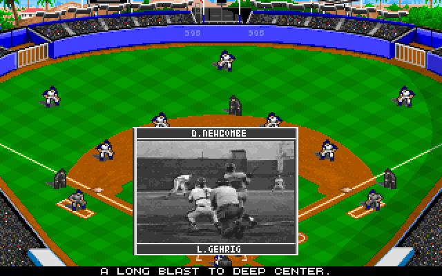 Epic Baseball screenshot 2