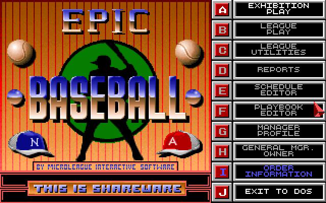 Epic Baseball screenshot 3