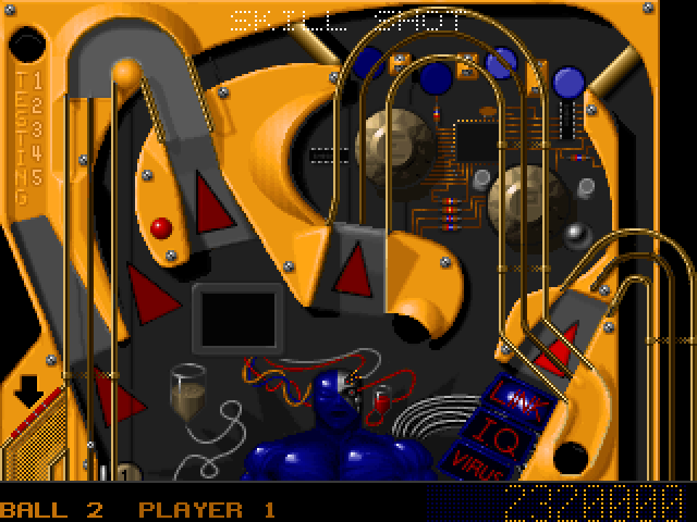 Epic Pinball screenshot 1