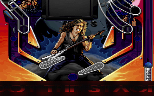 Extreme Pinball screenshot 1
