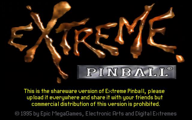 Extreme Pinball screenshot 3