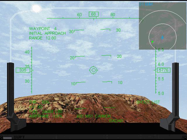 F-22 Lightning II screenshot 1