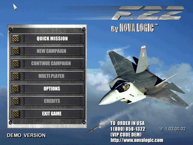 F-22 Lightning II screenshot 3