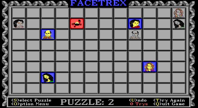 Facetrex screenshot 1