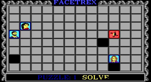 Facetrex screenshot 2
