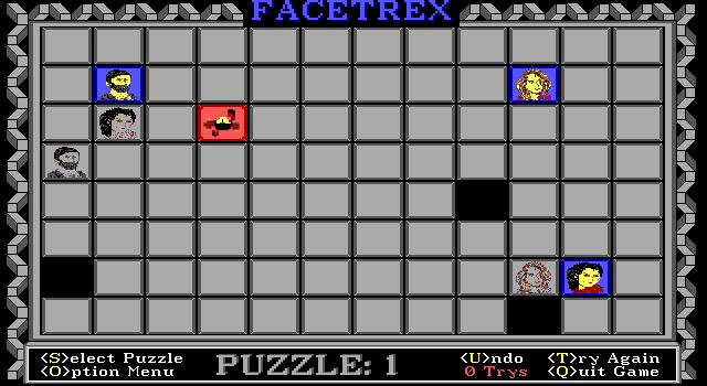 Facetrex screenshot 3