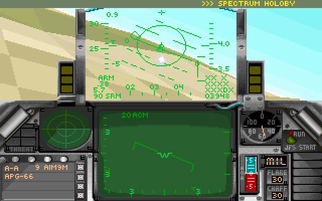 Falcon 3.0 screenshot 1