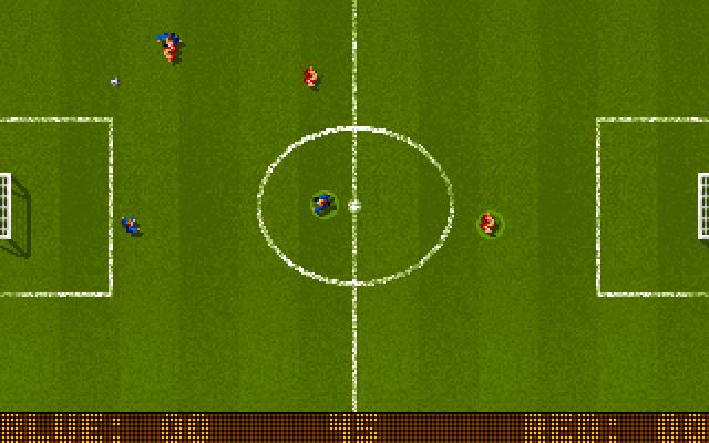 Final Soccer Challenge screenshot 1