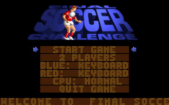 Final Soccer Challenge screenshot 3