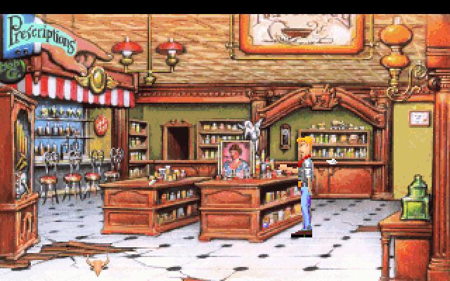 Freddy Pharkas: Frontier Pharmacist screenshot 1