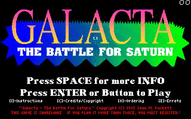 Galacta screenshot 3