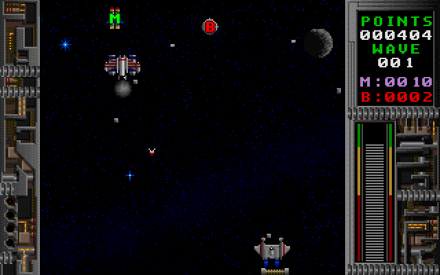 Galactix screenshot 2