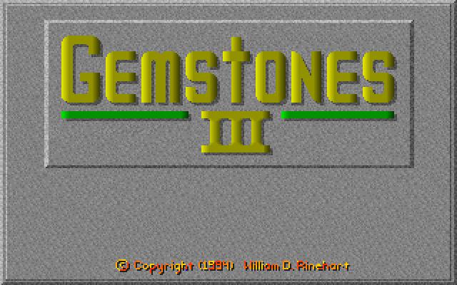 Gemstones III screenshot 3
