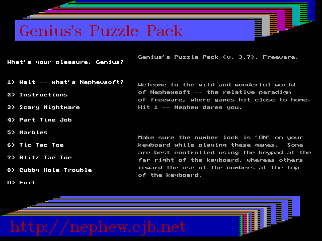 Genius's Puzzle Pack screenshot 3