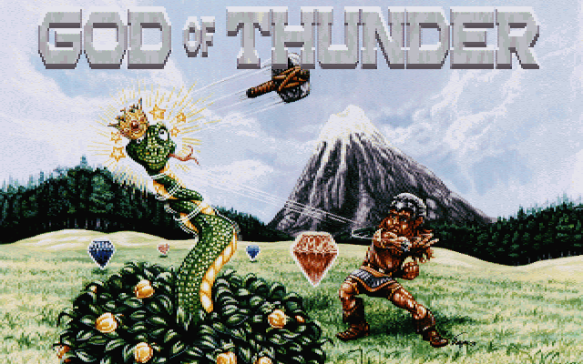 God of Thunder screenshot 3