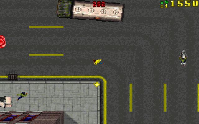 Grand Theft Auto screenshot 2