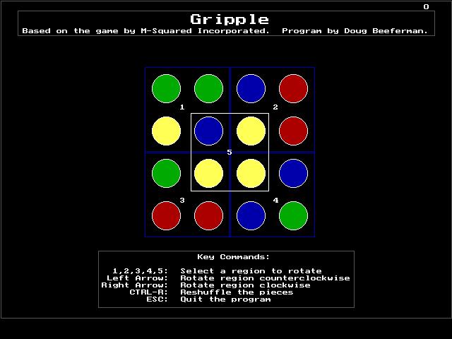 Gripple screenshot 1