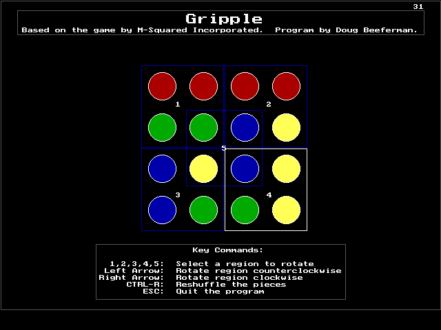 Gripple screenshot 2