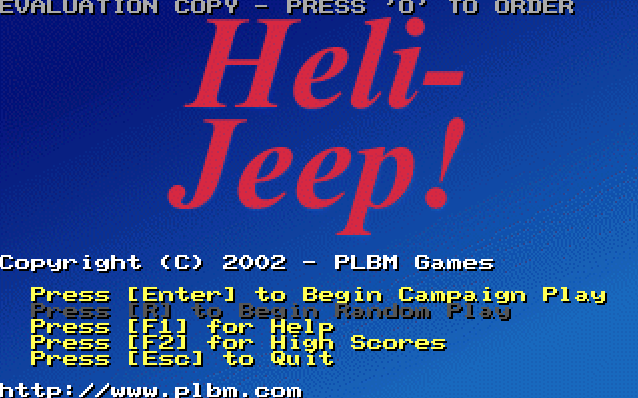 Heli-Jeep screenshot 3