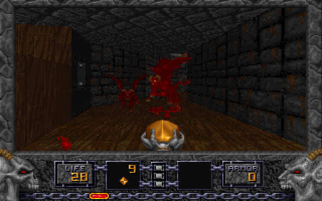 Heretic: City of the  Damned screenshot 2