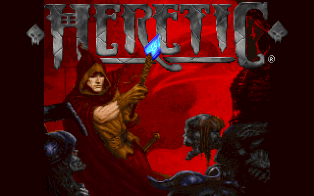 Heretic: City of the  Damned screenshot 3